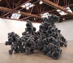 Tara Donovan...amazing spaces