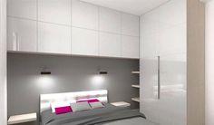 Installations :: Gallery :: TEGRE - Sliding Wardrobes Bedroom Furniture Design, Bedroom Design Trends, Home Room Design, Bedroom Loft, Bathroom Design Trends, Small Room Bedroom, Small Bedroom Remodel, Remodel Bedroom, Interior Design Bedroom