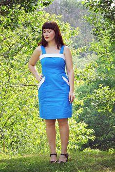 Colette Patterns Lily Dress