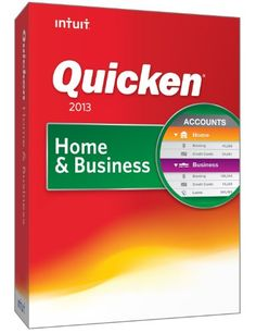 #Buy Cheap Quicken Home and Business 2013  http://ultimatesoftwaredownload.com
