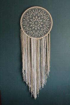 Reuze dream catcher BOHO wedding decor Dromenvanger muur