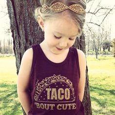 """""""Uh.. Seriously! TACO BOUT CUTE! This baby is straight precious!!!! I seriously love our taco tops so much! Which color is your favorite!? Click over to indienook.com now to take a look! Link in profile ❤️ #indienook #indienooklooks #tacoboutcute #tacos"""" Photo taken by @indienook on Instagram, pinned via the InstaPin iOS App! http://www.instapinapp.com (04/11/2015)"""