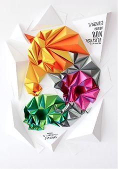 Amazing Papercraft from Lobulo Design