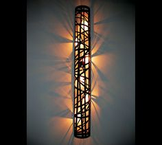 A Montana artisan creates chandeliers and sculptures influenced by nature's symmetry.
