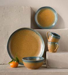 Satori Sunrise Ceramic Dinnerware Collection - For the Table - Kitchen + Dining | VivaTerra
