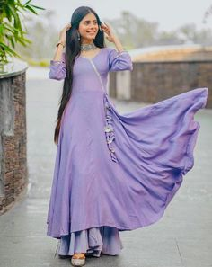 Everyday Makeup Routine, Embroidery Suits Design, Indian Fashion Dresses, Punjabi Suits, Stylish Dresses, Summer Collection, Frocks, Long Frock, Sharara