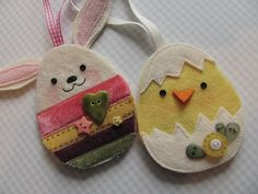 Easter Bunny & Chick | Flickr - Photo Sharing!