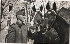 Hungarian hussar in the II. world war