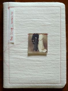 Red String, limited edition of 35 copies by Yoshikatsu Fujii.