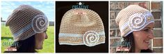 Ravelry: Nautilus Beanie: Teen - Adult pattern by Creative Threads by Leah