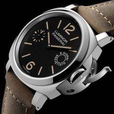 Luminor Panerai Collection #panerai #officinepanerai #panerailuminor #luxurywatches #majordor