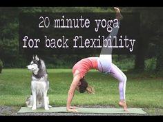 Pin it! 20 Minute yoga video for back flexibility. Wearing: Teeki pants Loft tank (same style). Using yoga accessories mat. Yoga Flow, Yoga Meditation, Yin Yoga, Yoga Videos, Workout Videos, Yoga For Flexibility, Flexibility Exercises, Hip Stretches, Yoga Accessories