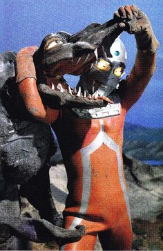 イメージ2 - ウルトラセブン アロン戦スチールの画像 - 特撮つれづれの記 - Yahoo!ブログ