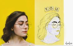 My snap + @sydney_emery's lines = @doddleoddle's EP cover which is out today.… pinterest: @ashlin1025