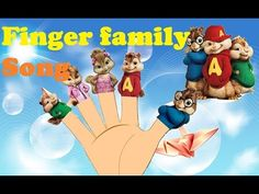 Finger family song for kids nursery rhyme | Nursery rhymes songs for chi...