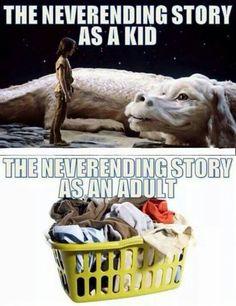 infinite laundry