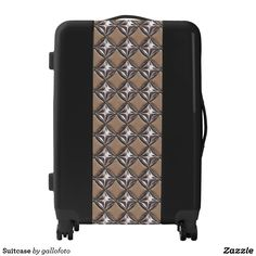 Travel easy with luggage from Zazzle. With a marketplace full of great designs you'll find a one-of-a-kind suitcase. Shop now!