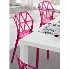Calligaris Alchemia Chair - #pink