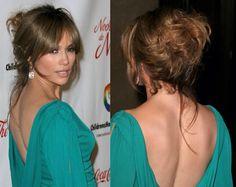 21 Mejores Imagenes De Recogidos Con Flequillo Hairstyles With