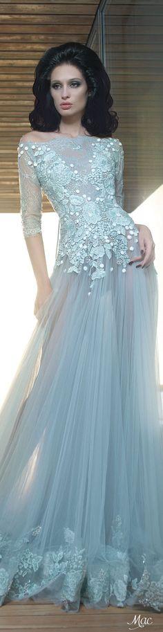 Spring 2016 Haute Couture Charbel Karam