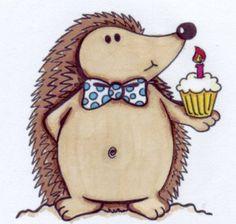 Mrsspook's Crafts: My Hedgehogs