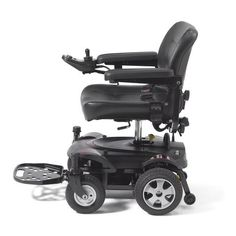 Get your freedom back with Drive Medical Titan Portable Power Wheelchair! Click through to learn more. Scooter Price, Powered Wheelchair, Brake Pads, Red And Blue, Outdoor Power Equipment, Medical, Compact, 70 Lbs, Electric