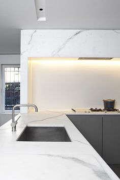 Marble kitchen. great elements
