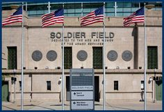 soldiers field chicago