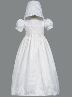 Christening Gown Silk