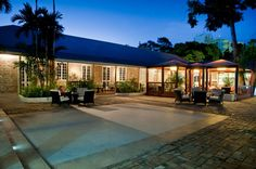 Island Inn Hotel has an intriguing history, dating back to colonial 1804 when it was constructed as a rum storage facility for the British Regiment....