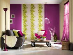 25 Ideen Für Moderne Tapeten Für Ihre Wohnung