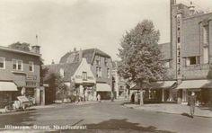 Hilversum - Groest - Naarderstraat - 1960
