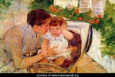 Mary Cassatt Susan Comforting the Baby 1881 painting for sale - Mary Cassatt Susan Comforting the Baby 1881 is handmade art reproduction; You can buy Mary Cassatt Susan Comforting the Baby 1881 painting on canvas or frame. Edgar Degas, National Gallery Of Art, Matisse, Claude Monet, Mary Cassatt Art, Vincent Van Gogh, American Impressionism, Berthe Morisot, Oil Painting Reproductions