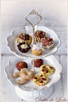 """Dulce de Leche: Vianoce """"2014"""" Cupcake Cakes, Cupcakes, Spanakopita, Ricotta, Yummy Food, Delicious Meals, Cereal, Food And Drink, Pudding"""
