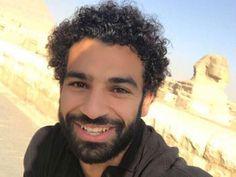 Mohamed Salah as Mohammed Tarek Elhadidi Liverpool Football Club, Liverpool Fc, Salah Footballer, M Salah, Mohamed Salah Liverpool, Emre Can, Arab Celebrities, Egyptian Kings, Club World Cup