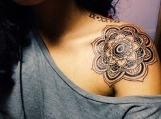 tattoo – Supernatural kreativen Tattoo am Bein vol 14947 | Fashion & Bilder