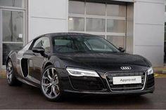 2013 Audi R8 R8 V10 Coupe 5.2 FSI quattro | £96,000