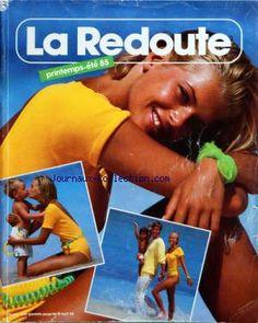 Catalogue La Redoute Printemps/Été 1985