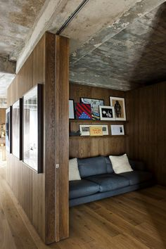 Loft à Londres par l'architecte William Tozer