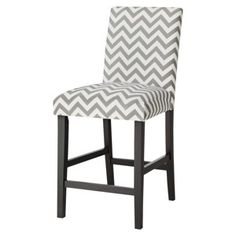 Uptown Counter Stool - Grey
