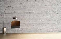 Afbeeldingsresultaat voor industriele look bakstenen muur