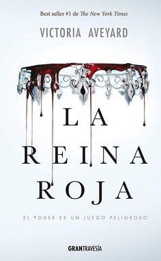 ▷ Descargar PDF o Epub: La reina roja – (Red Queen – Victoria Aveyard I Love Books, New Books, Good Books, Books To Read, Victoria Aveyard, Nerd, Wattpad Books, World Of Books, Books For Teens