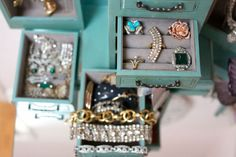 LA jewelers show us their private collections! Photos by Lani Trock.
