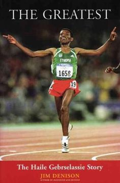 Two Olympic 10,000m golds; eight world championships indoors and outdoors; seventeen world records over four different distances; a fifty-four race winning streakHaile Gebrselassie utterly dominated a