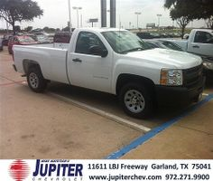 Thank you to Tommie Macklin on the 2013 Chevrolet Silverado 1500 from John  Hughes and everyone at Jupiter Chevrolet!