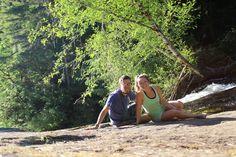 Brenners Go Camping: Alsea Falls