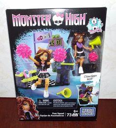 Mega Bloks Monster High Clawdeen Wolf (73 pcs) #MegaBloks