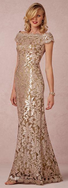 The prettiest 'Mother-of-the-bride,' dress! #motherofthebride
