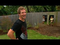 ▶ Better Homes and Gardens - DIY: How to build a pivot fence gate - YouTube