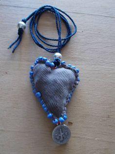fabric Beaded Necklace, Fabric, Jewelry, Art, Fashion, Beaded Collar, Tejido, Art Background, Moda